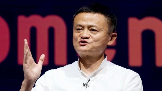 Chairman of Alibaba Group Jack Ma.(AP File Photo )