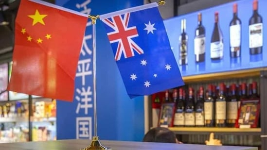 Ties between Australia and its largest trading partner have deteriorated since April, when Prime Minister Scott Morrison's government called for independent investigators be allowed into Wuhan to probe the origins of the coronavirus. (Representative Image)(AP)