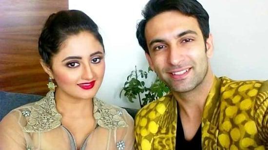 Rashmi Desai and Nandish Sandhu participated in the dance reality show Nach Baliye 7.