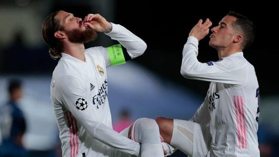Real Madrid Beat Atalanta To Return To Champions League Quarterfinals Hindustan Times