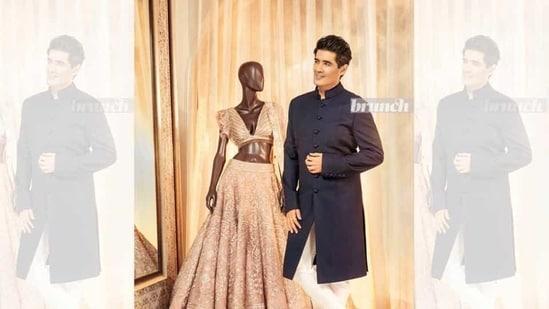 Manish Malhotra was 23 years old when he embraced fashion designing(Shivamm Paathak)