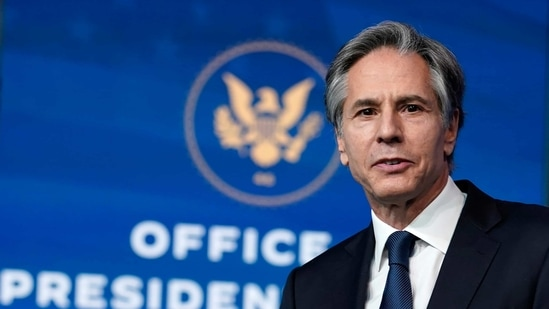 US Secretary of State Antony Blinken is visiting Japan and South Korea along with Defense Secretary Lloyd Austin in a bid to fortify Washington's alliances in Asia.(AP)