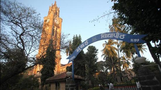 Mumbai...20th January 2011... Mumbai University - HT Photo by Hemant Padalkar (Hindustan Times)