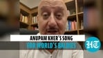 Anupam Kher dedicates song to fellow 'baldies', calls on them to unite