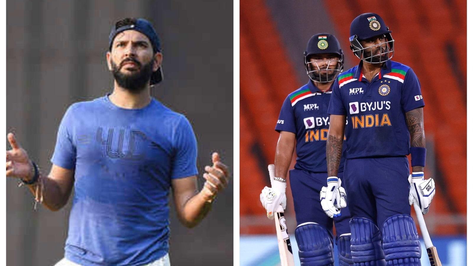 'In my World Cup squad for sure': Yuvraj Singh's big praise for India newcomer Suryakumar Yadav - Hindustan Times