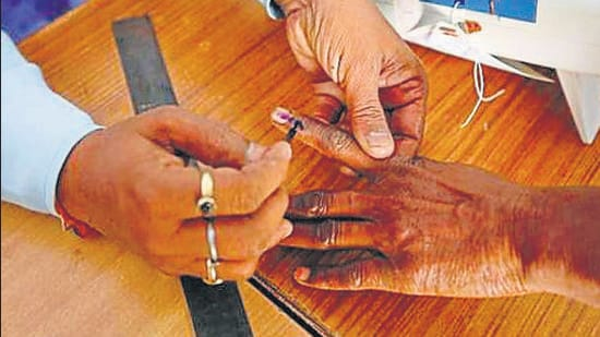 Former MLC K Nageshwar, who contested as an independent in the present elections again, attributed the huge number of invalid votes to large-scale enrolment of bogus voters by mainstream parties. (Image used for representation). (AP PHOTO.)