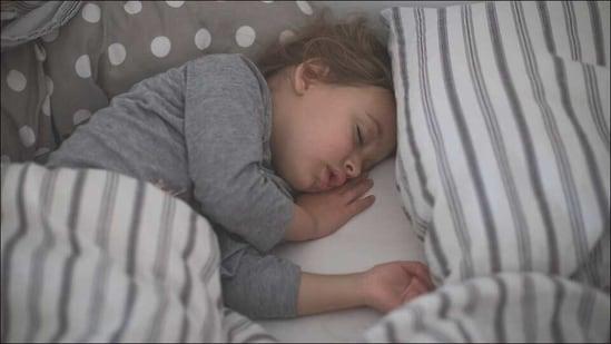 World Sleep Day 2021: 5 tips to ensure a deep and uninterrupted slumber at night(Photo by Isaac Quesada on Unsplash)