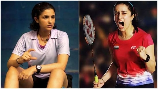 Amole Gupte revealed why actor Shraddha Kapoor was replaced by Parineeti Chopra to play badminton player Saina Nehwal in a biopic.