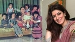 Twinkle Khanna had once attended a kids party with a plastered hand.