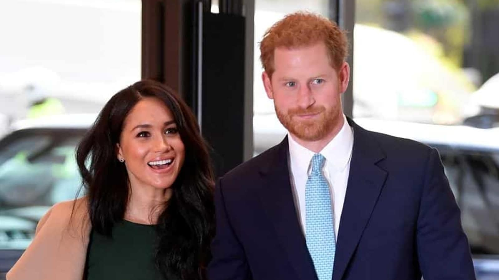 Man arrested for trespassing Meghan Markle, Prince Harry's California home