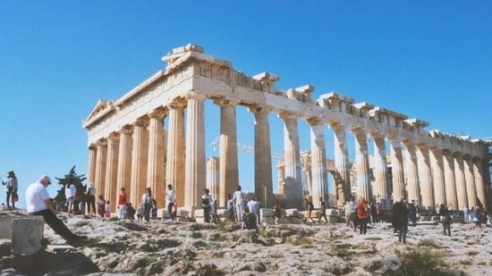 Greece to reopen ancient sites(Unsplash)