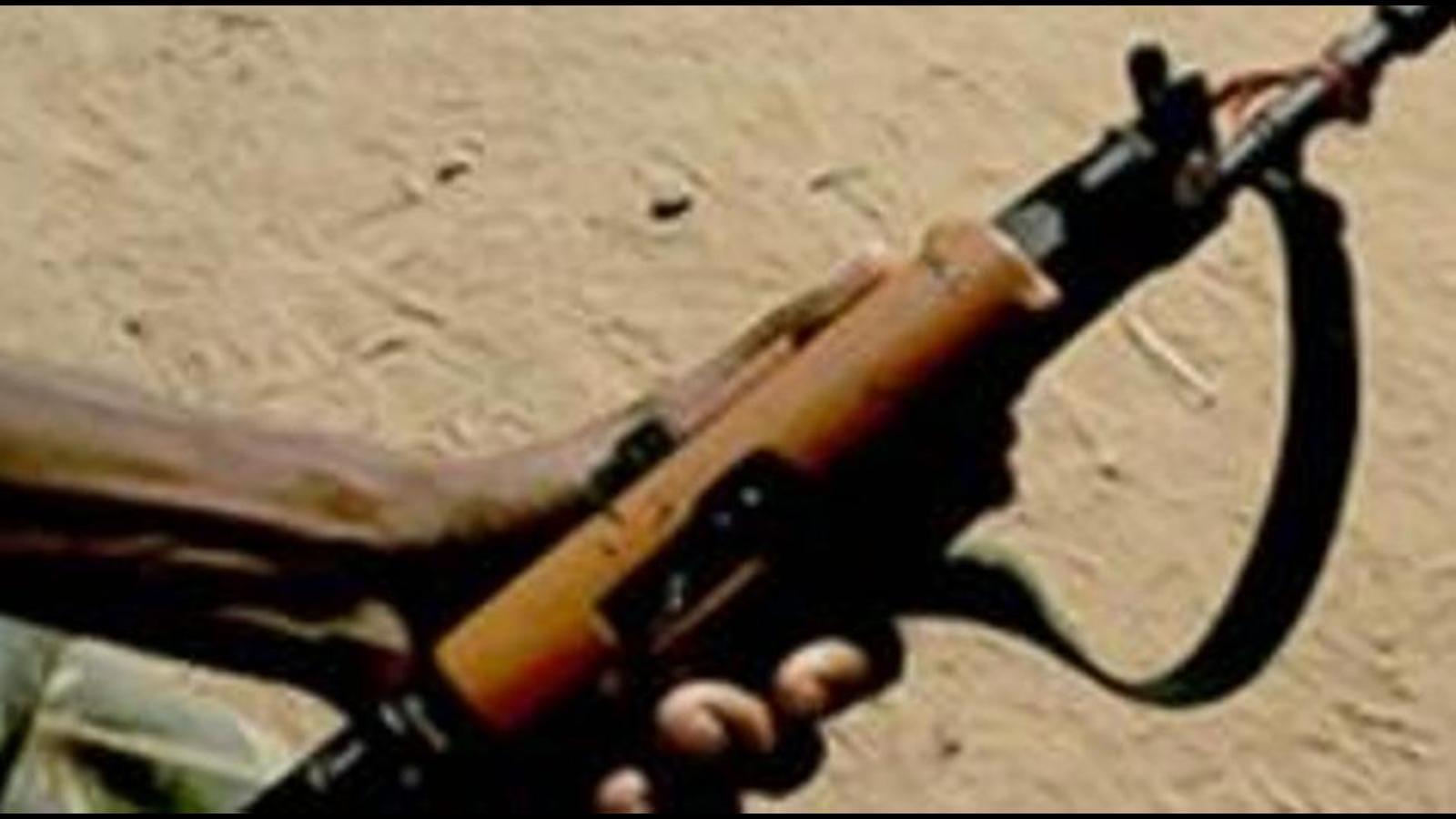 Two Maoists killed in encounter in Chhattisgarh's Dantewada district
