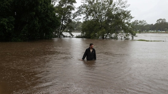 In Photos: Australia's worst floods in 50 years lead to mass evacuations    Hindustan Times