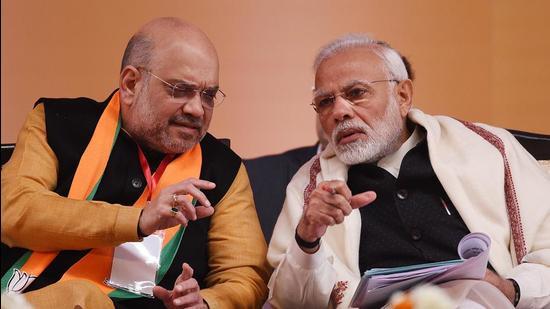 Modi, Shah rallies in Bengal today; Adhikari's father may join BJP |  Hindustan Times