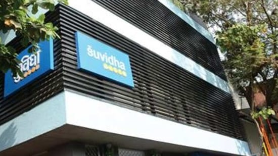 Suvidha, the community hygiene centre by Hindustan Unilever Limited (HUL), helps supplement the efforts of the government to ensure that sparkling clean toilets, affordable drinking water, and state-of-the-art laundry services are available to urban low-income households in Mumbai.(HUL)