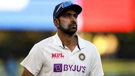 R Ashwin looks on. (Getty Images)