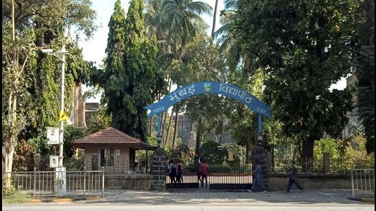University of Mumbai. (HT FILE)