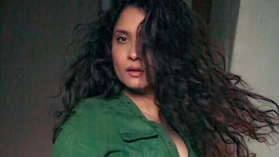 Ankita Lokhande made her big screen debut with Manikarnika: The Queen of Jhansi in 2019.