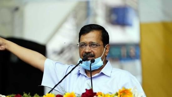 Delhi CM Arvind Kejriwal (PTI File Photo)