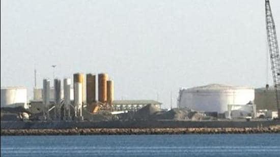 Chabahar port. (File photo)