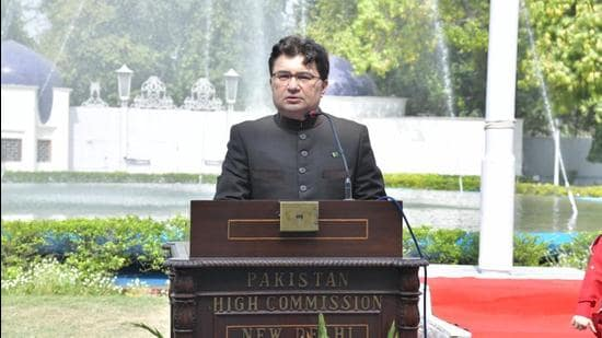 Pakistan's chargé d'affaires Aftab Hasan Khan made the remarks while addressing an event organised to mark Pakistan Day. (Photo: Pakistan high commission)