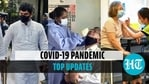 Top updates about the Covid-19 pandemic (Agency)