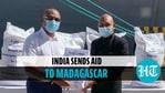 வறட்சி நெருக்கடியை சமாளிக்க இந்தியா உதவி செய்ததற்கு மடகாஸ்கர் பிரதமர் நன்றி தெரிவித்தார்