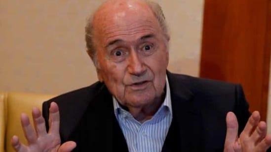 Former FIFA President Sepp Blatter (REUTERS)