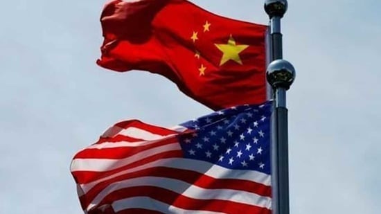 The US-China military tensions heightened in recent months over the disputed South China Sea and Taiwan.(Reuters)