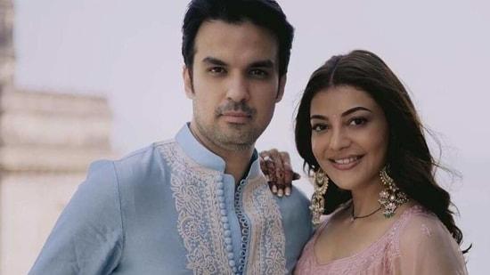 Kajal Aggarwal married Gautam Kitchlu last year.