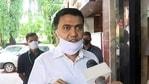 Goa Chief Minister Pramod Sawant. (ANI file photo)