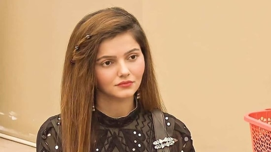 Rubina Dilaik opened up about her recent viral video.