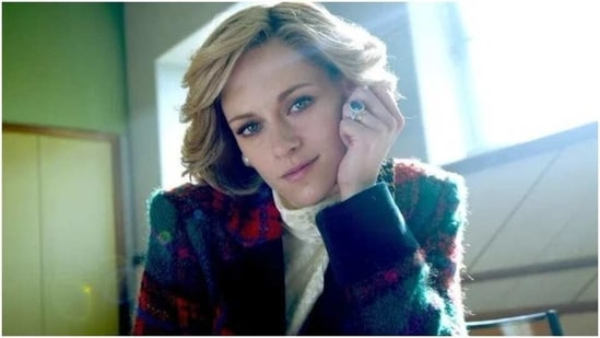 Kristen Stewart as Princess Diana(Twitter/Neon)