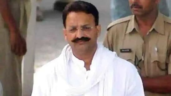 Ansari, a BSP MLA from Mau constituency, is facing trial in 10 cases involving heinous crimes ranging from murder, extortion, cheating and fraud under the Gangster Act, in UP.
