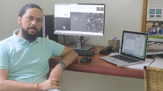 Meet the Indian researcher uncovering clues to the formation of the galaxies