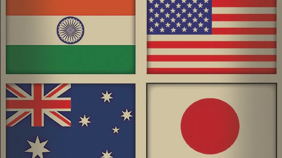 Australia, Japan, India and the US do quite a lot bilaterally and trilaterally; three of them are treaty allies.