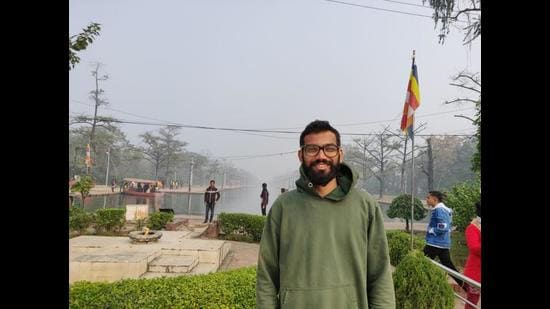 'You reach a point where the thoughts are still there, but you feel freed from their hold,' says Tejaswi Chittar, a chartered accountant who plans to do one such retreat a year.