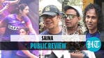 Public review of 'Saina' movie