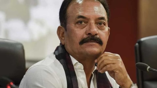 File image of Madan Lal.(PTI)