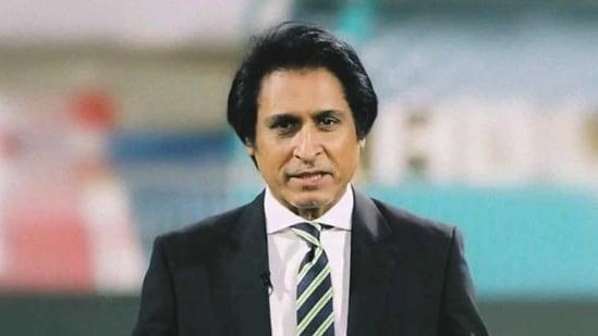 File image of Ramiz Raja.(File)