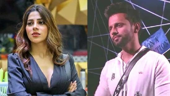 Nikki Tamboli and Rahul Vaidya had a number of confrontations while inside Bigg Boss 14 house.
