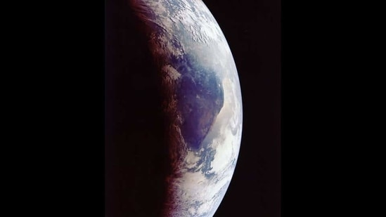 Even though the risk posed by Apophis has been averted for the next century, the asteroid will come within Earth's gravitational field during a flyby on April 13, 2029.(Nasa)