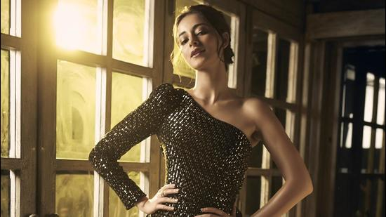 Actor Ananya Panday is currently working on her pan-India film, Liger