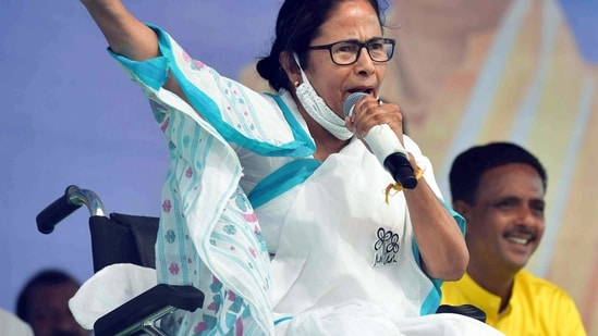 After BJP leaked a purported conversation between Mamata and Pralay Pal, Trinamool leaked a phone call between Mukul Roy and Sisir Bajoria.(ANI)