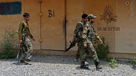 Earlier, seven security force members, who were appointed for the protection of the dam, also got killed in a Taliban attack that was carried out two months ago.(AFP photo. Representative image )