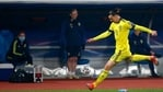 Sweden's Zlatan Ibrahimovic(AP)