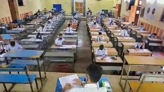 With the Board exam just around the corner the educational institutions need to keep a few points handy.(HT file)