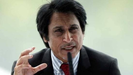 File Photo of Ramiz Raja.( Reuters)