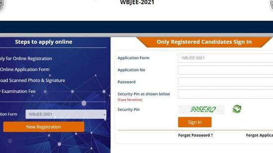 WBJEE 2021.(Screengrab )