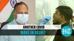 Health Minister Satyendar Jain on the Covid-19 wave in Delhi